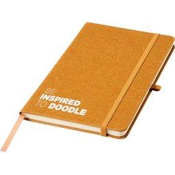 Be Inspired lederen notitieboek