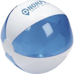Beachball blauw