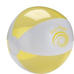 Beachball geel