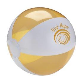 Beachball oranje