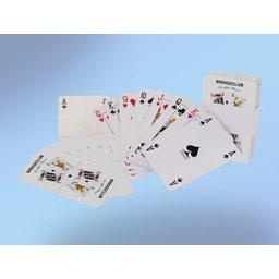 Bedrukt Kaartspel zonder doosje