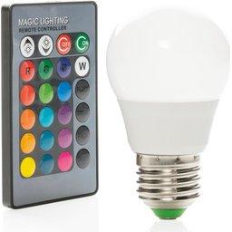 Bedrukte Kleurlamp met afstandsbediening