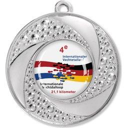 Bedrukte Medaille-Goud