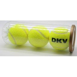 Bedrukte Tennisballen