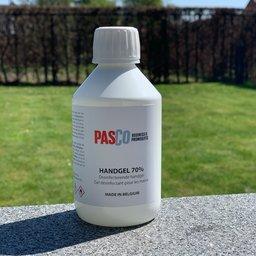 Belgische Handgel Extra Hygiëne 70% alcohol - 250 ml