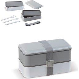 Bento box met bestek