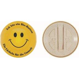 Bio button badges Bio