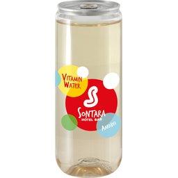 Blikje Vitaminewater Aardbei
