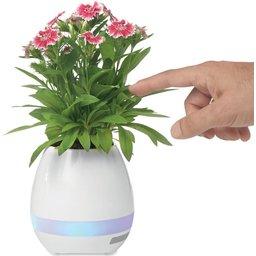 Bluetooth bloempot