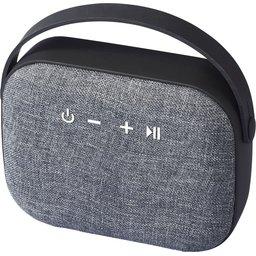 Bluetooth luidspreker van stof bedrukken