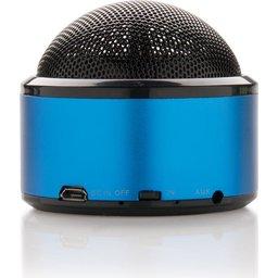 bluetooth speaker uitgangen