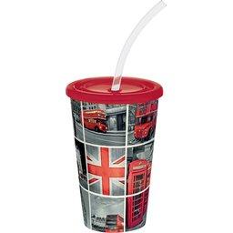 Brite Americano Stadium Cup bedrukt logo