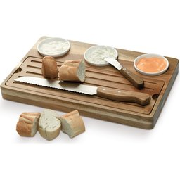 Brood en hapjes plank bedrukken