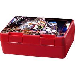Brooddoos Dinerbox rood