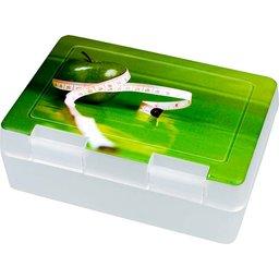 Brooddoos Dinerbox transparant