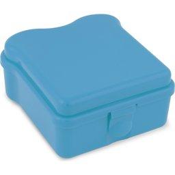 Broodtrommel Sandwich-blauw