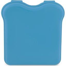 Broodtrommel Sandwich-blauw recht