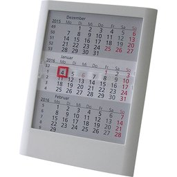 Bureau kalender 2017 2018
