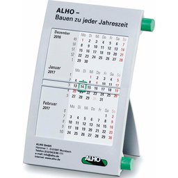 Burokalender classic 6-talig calendarium