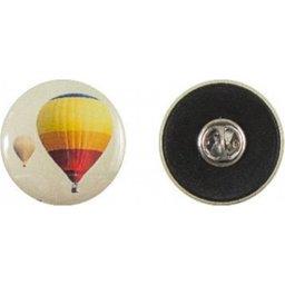 Button met pin en clutch