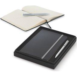 Cadeauset balpen en notitieboekje