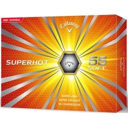 Callaway Super Hot55 golfballen
