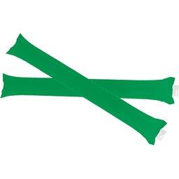 Cheering sticks stick Blanco groen