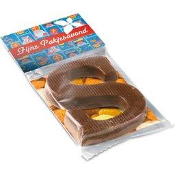 Chocolade schoenletter