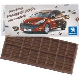 Chocoladereep Barry Callebaut 50 gr