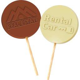Chocopop bedrukken