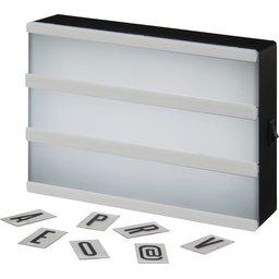 Cinema lightbox bedrukken