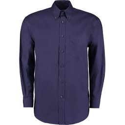 Classic Fit Corporate Oxford Shirt navy