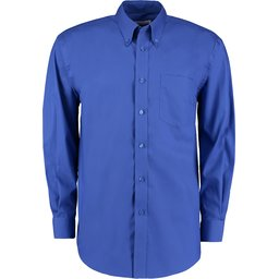 Classic Fit Corporate Oxford Shirt Royal