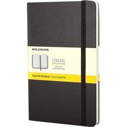 Classic Large soft cover notitieboek met effen papier