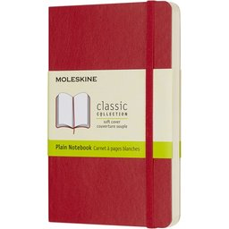 Classic Moleskine soft cover notitieboek