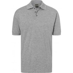 Classic Polo (grey-heather)