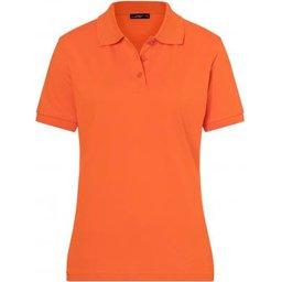 Classic Polo Ladies (dark-orange)