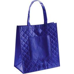 Classy shopper blauw