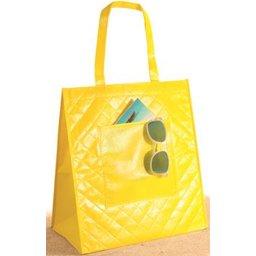 Classy shopper geel