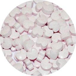 Clic clac snoep hartvormige aardbeien snoep