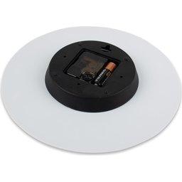 Clock Round 250 mm-achterzijde