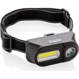 COB en LED hoofdlamp bedrukken