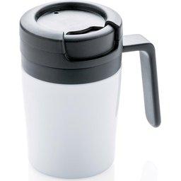 Coffee to go beker bedrukken