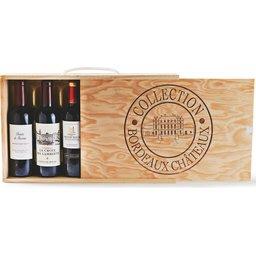 Collectie Bordeaux Wijnen geschenkpakket