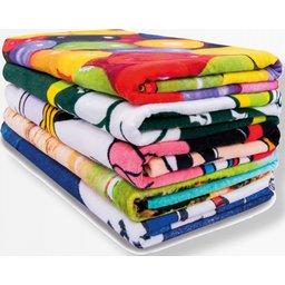 Colour all over handdoeken bedrukken