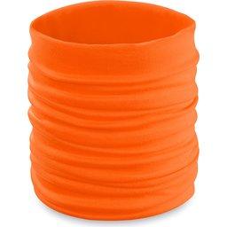 Colsjaal nekwarmer oranje