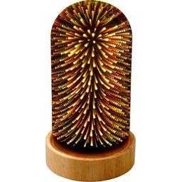 Cosmique Cloche lamp