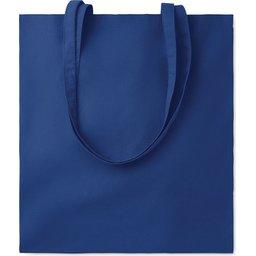Cottonel Colour draagtas-blauw