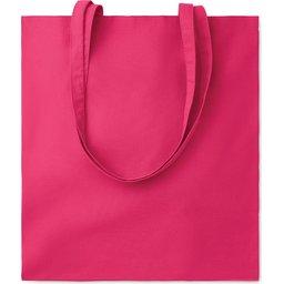 Cottonel Colour draagtas-fuchsia
