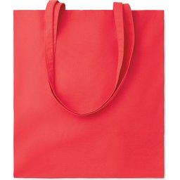 Cottonel Colour draagtas-rood